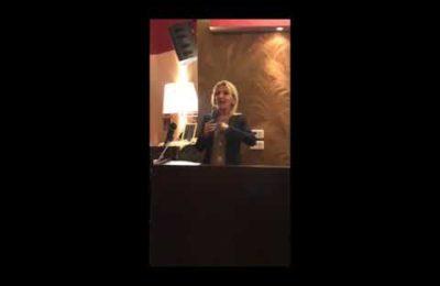 Ιωάννα Καλαντζάκου ομιλία στο Χαλάνδρι