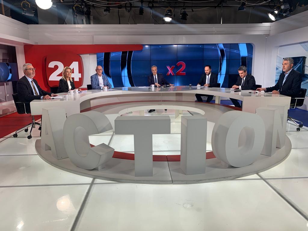 Καλαντζάκου στο action24