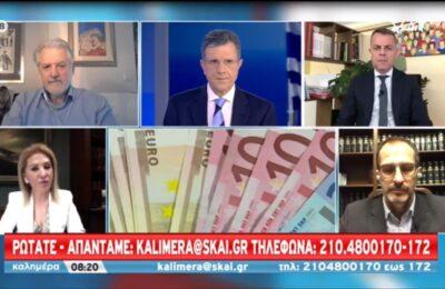 """Ιωάννα Καλαντζάκου στην εκπομπή """"Καλημέρα"""""""